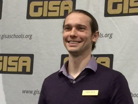 David Harris wins GISA Teacher of the Year 2018
